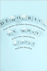 Democracy in What State? - Book