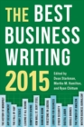 The Best Business Writing 2015 - Book