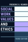 Social Work Values and Ethics - eBook