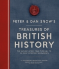 Treasures of British History : The Nation's Story Told Through Its 50 Most Important Documents - Book
