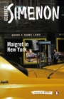 Maigret in New York : Inspector Maigret #27 - Book