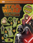 Star Wars Vile Villains Ultimate Sticker Collection - Book