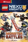 LEGO (R) NEXO KNIGHTS Monster Battles - Book