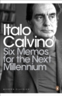 Six Memos for the Next Millennium - Book