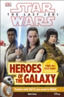 Star Wars The Last Jedi (TM) Heroes of the Galaxy - Book