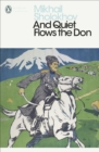 And Quiet Flows the Don - Book