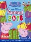 Peppa Pig: Official Annual 2018 - Book