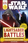 Star Wars Lightsaber Battles - Book