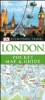 DK Eyewitness London Pocket Map and Guide - Book