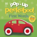 Pop Up Peekaboo! First Words - Book