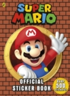Super Mario: Official Sticker Book - Book
