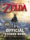 The Legend of Zelda: Official Sticker Book - Book