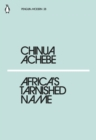 AFRICAS TARNISHED NAME - Book