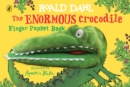 The Enormous Crocodile's Finger Puppet Book - Book