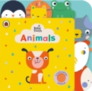 Baby Touch: Animals Tab Book - Book