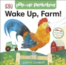 Jonny Lambert's Wake Up, Farm! (Pop-Up Peekaboo) - Book