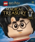 LEGO (R) Harry Potter (TM) Magical Treasury : A Visual Guide to the Wizarding World (with exclusive Tom Riddle minifigure) - Book