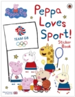Peppa Pig: Peppa Loves Sport! Sticker Book - Book