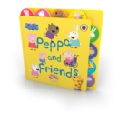 Peppa Pig: Peppa and Friends : Tabbed Board Book - Book