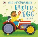 Old MacDonald's Easter Egg - Book