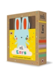 Baby Touch: Ears : A touch-and-feel cloth book - Book