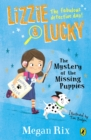 Lizzie and Lucky: The Mystery of the Missing Puppies - Book