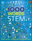 1000 Words: STEM - Book