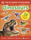 Ultimate Sticker Book Dinosaurs - Book