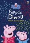 Peppa Pig: Peppa's Diwali Sticker Activity Book - Book