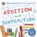 Ladybird Addition and Subtraction - Book