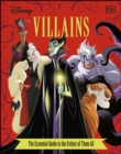 Disney Villains The Essential Guide New Edition - eBook