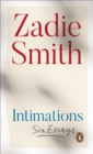 Intimations : Six Essays - Book