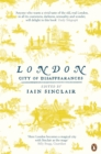 London : City of Disappearances - Book
