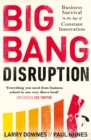 Big Bang Disruption : Business Survival in the Age of Constant Innovation - eBook