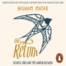 The Return : Fathers, Sons and the Land In Between - eAudiobook