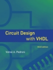 Circuit Design with VHDL - Book