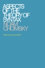 Aspects of the Theory of Syntax - eBook