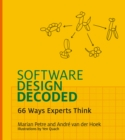 Software Design Decoded : 66 Ways Experts Think - eBook