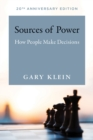 Sources of Power : How People Make Decisions - Book