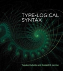 Type-Logical Syntax - Book