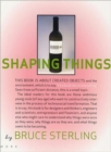 Shaping Things - Book