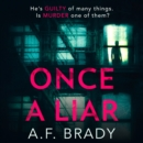 Once A Liar - eAudiobook