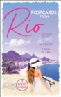 Postcards From Rio : Master of Her Innocence / to Play with Fire / a Taste of Desire - Book