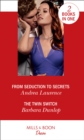 From Seduction To Secrets / The Twin Switch : From Seduction to Secrets (Switched!) / the Twin Switch (Gambling Men) - Book