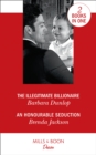 The Illegitimate Billionaire : The Illegitimate Billionaire (Billionaires and Babies) / an Honourable Seduction (the Westmoreland Legacy) - Book