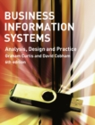 Business Information Systems : Analysis, Design and Practice - Book