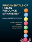 Fundamentals of Human Resource Management : Managing People at Work Plus MyManagementLab Access Code - Book