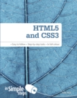 HTML5 and CSS3 In Simple Steps - Book
