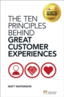 The Ten Principles Behind Great Customer Experiences - Book