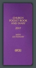 Church Pocket Book with Lectionary - Book